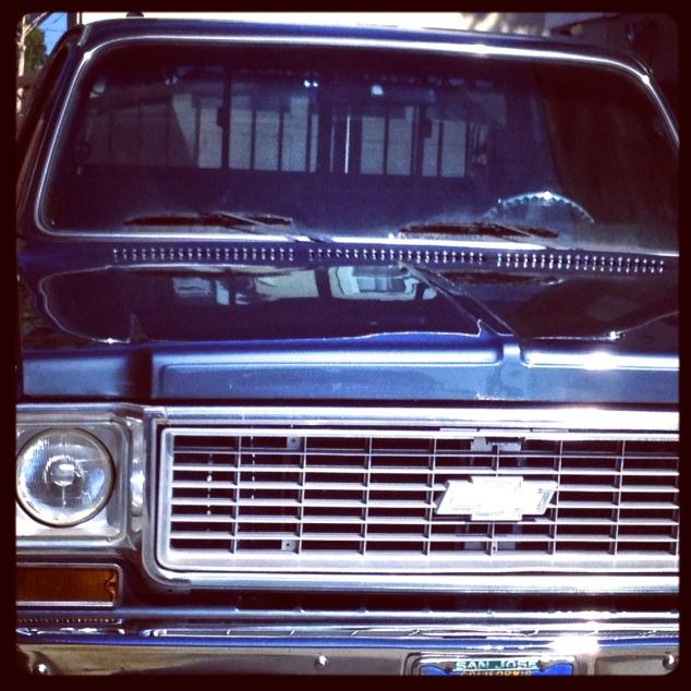 '74 Chevy Stepside