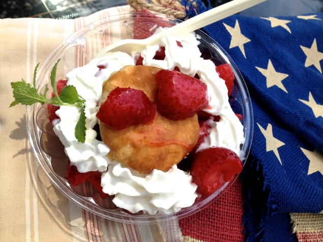 Strawberry Shortcake Americana